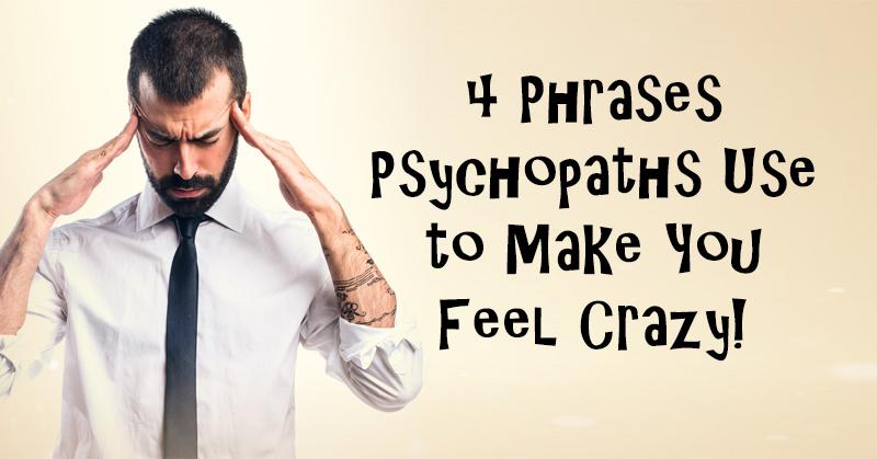 pychopath phrases FI