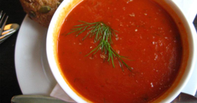 tomato soup FI