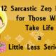 zen phrases FI