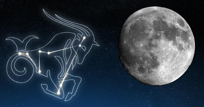capricorn full moon FI