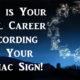 career zodiac FI