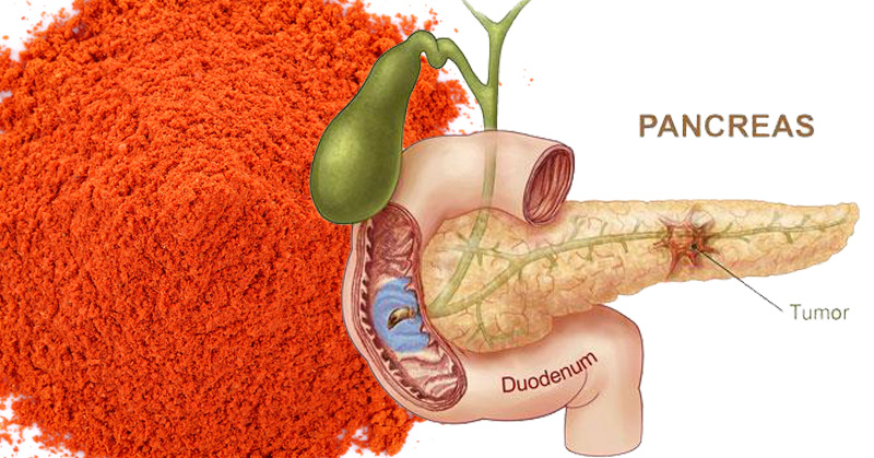 cayenne pancreatic cancer FI
