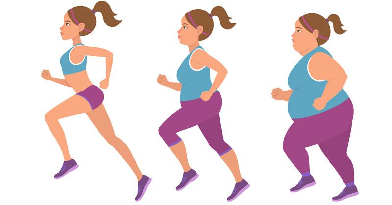 diet weightloss exercise FI
