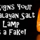 fake salt lamp FI