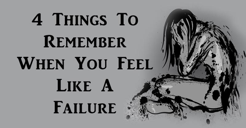 feel failure FI