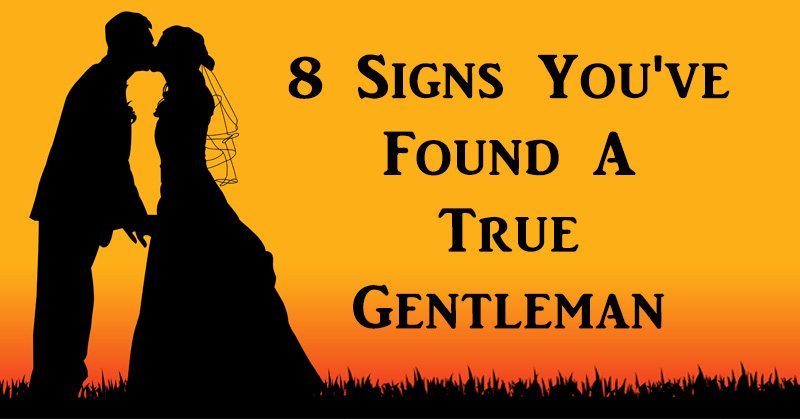 Dating a gentleman