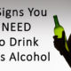 less alcohol FI