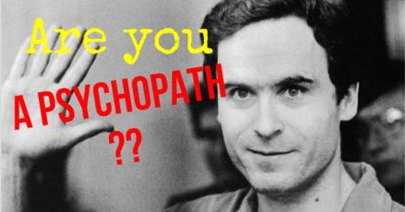psychopath quiz FI