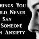say anxiety FI