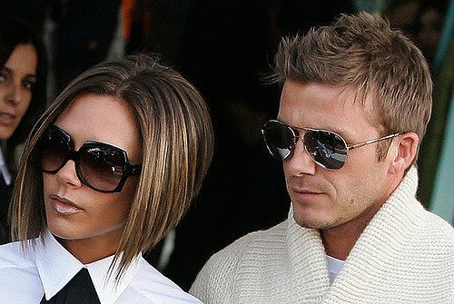 David (Taurus) and Victoria (Aries) Beckham