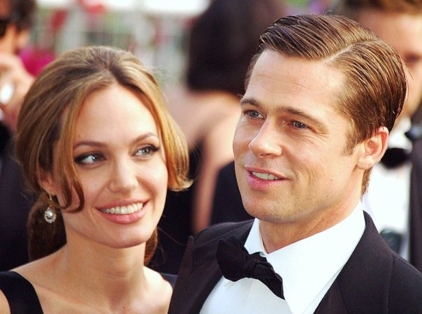 Angelina Jolie (Gemini) and Brad Pitt (Sagittarius)