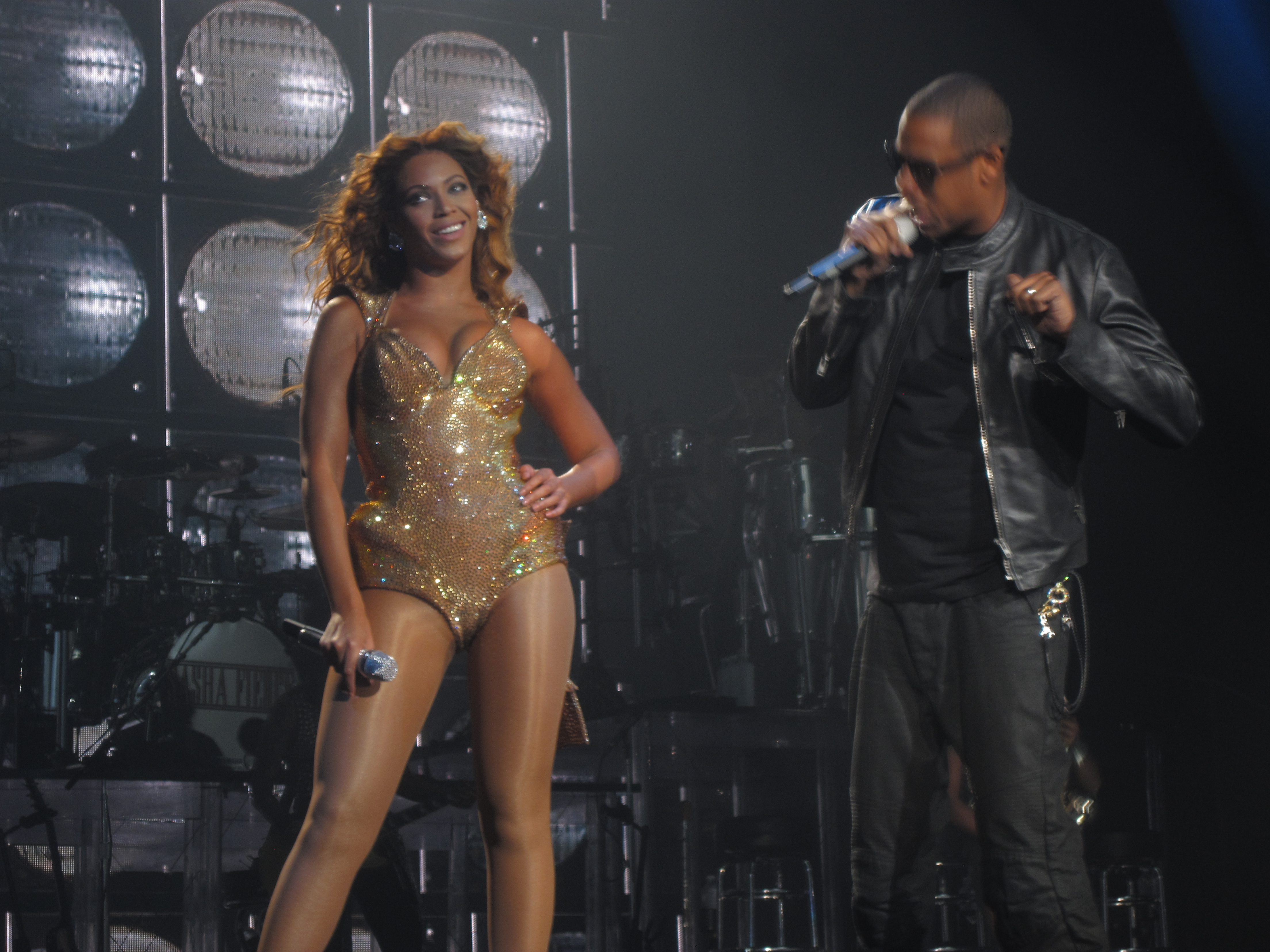 Beyoncé (Virgo) and Jay-Z (Sagittarius)