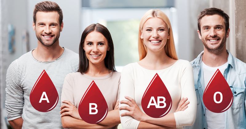 blood type personality FI