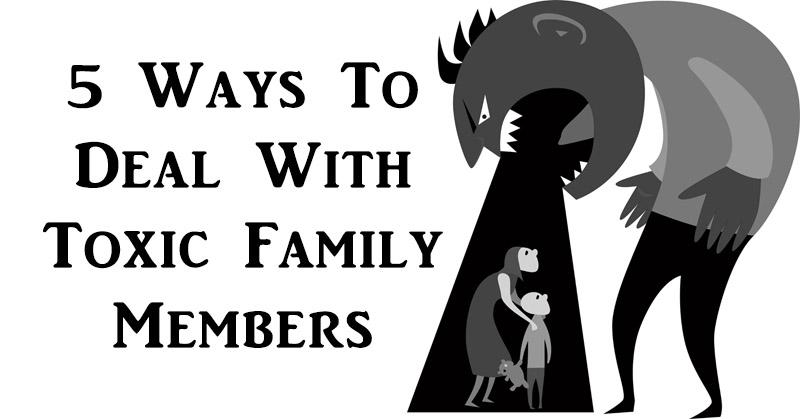 deal toxic family FI