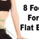 flat belly FI