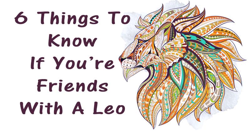 friends leo FI