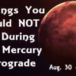 mercury retrograde 0816 FI