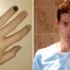 polished fingernail FI