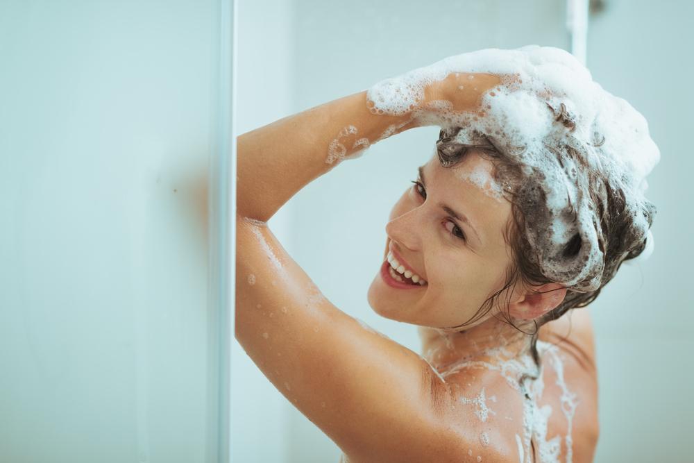 It's what makes shampoo foamy.