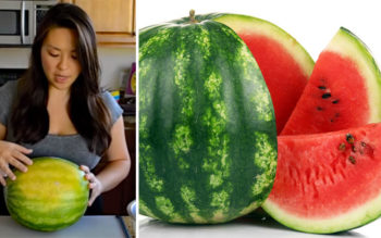 4 Tricks For Picking The PERFECT Watermelon!