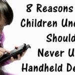 children handheld devices FI