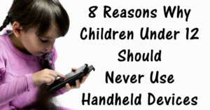 children handheld devices FI