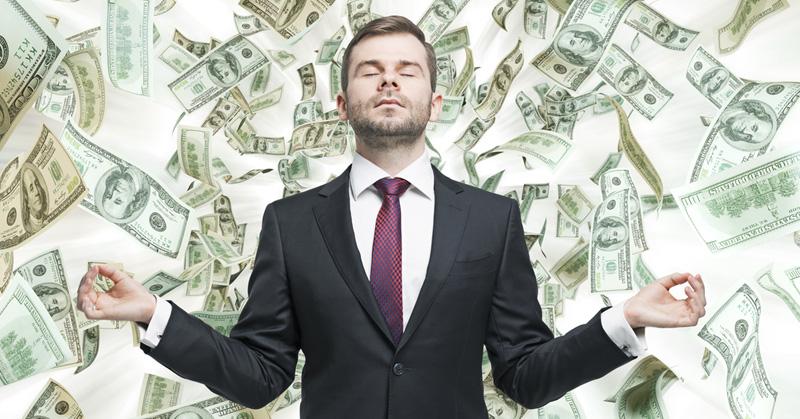 money meditation FI