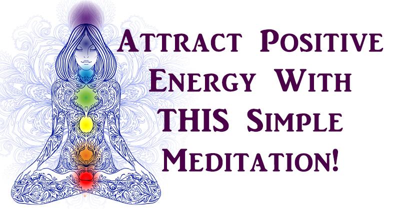 positive energy meditation FI