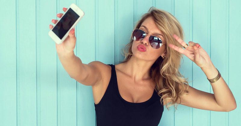 selfie FI