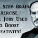 steve jobs brain exercise FI