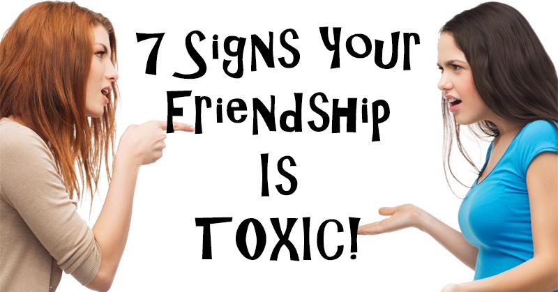 toxic friendship FI