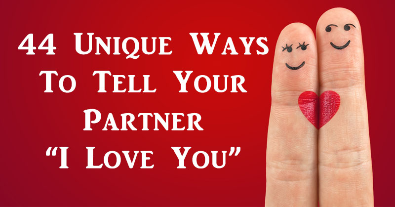 44 ways love FI02