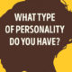 5 question personality FI