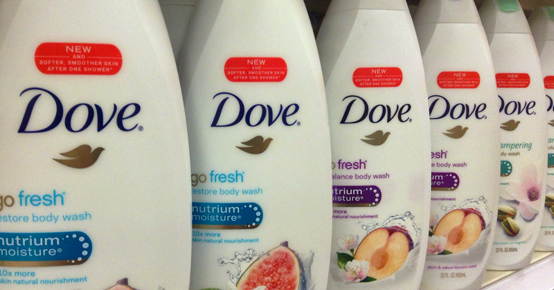 Watch Out For THESE Ingredients In Your Dove Products! - David Avocado Wolfe