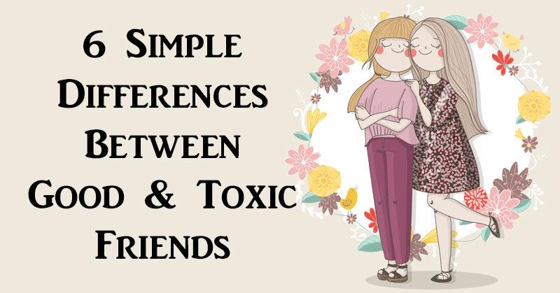 good toxic friends FI