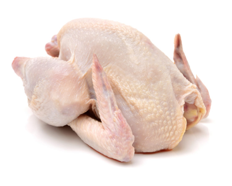 this why you should never wash raw chicken before cooking it