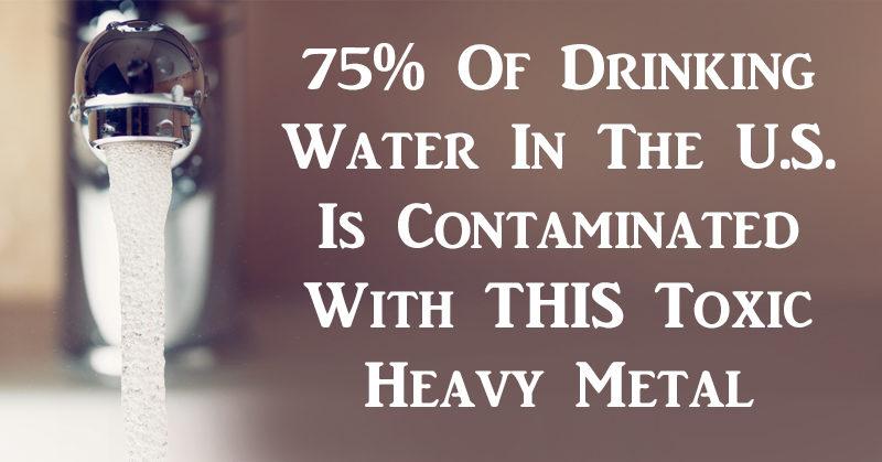water heavy metal FI