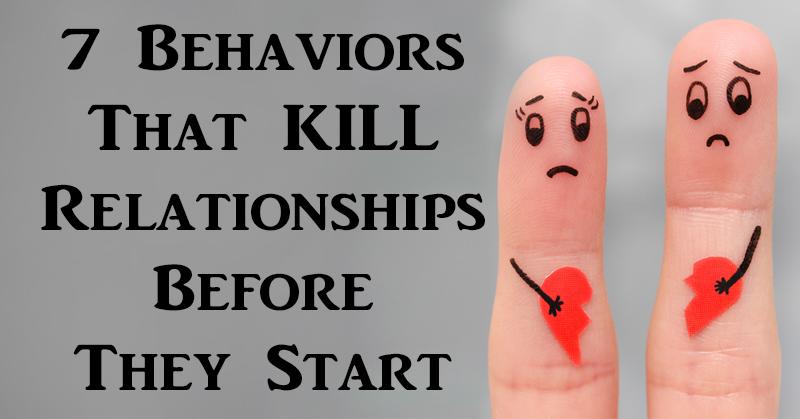 behaviors kill relationships FI