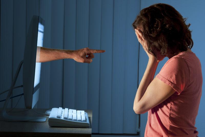 bullying computer