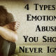 emotional abuse 4 FI