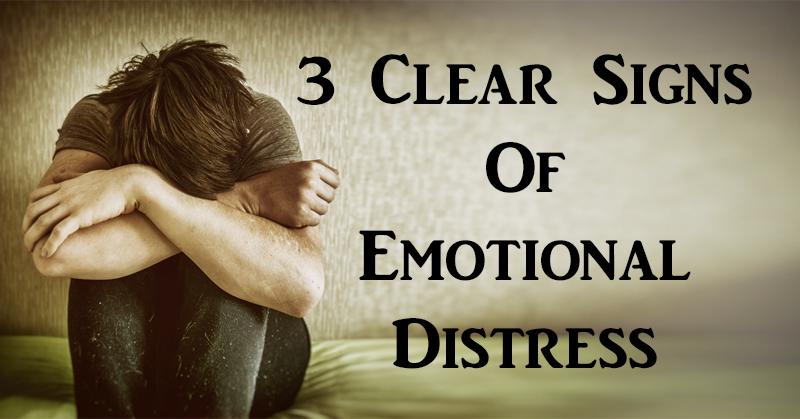 emotional distress FI