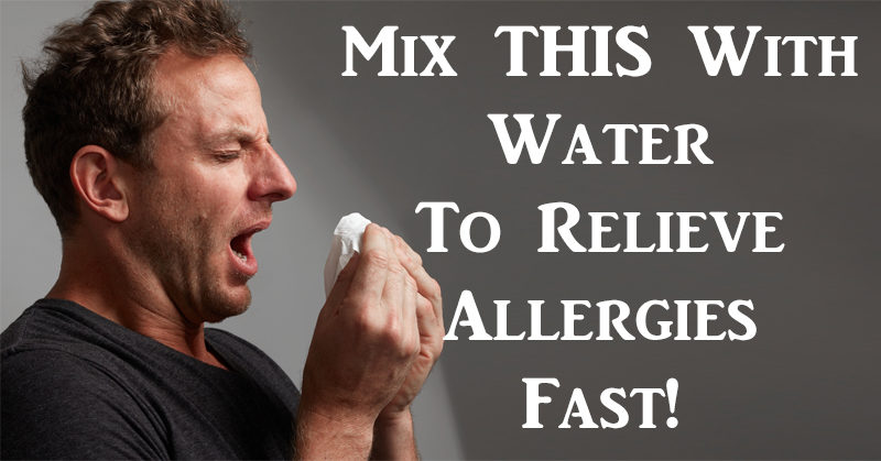 relieve allergies FI
