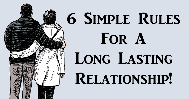 rules long lasting relationship FI