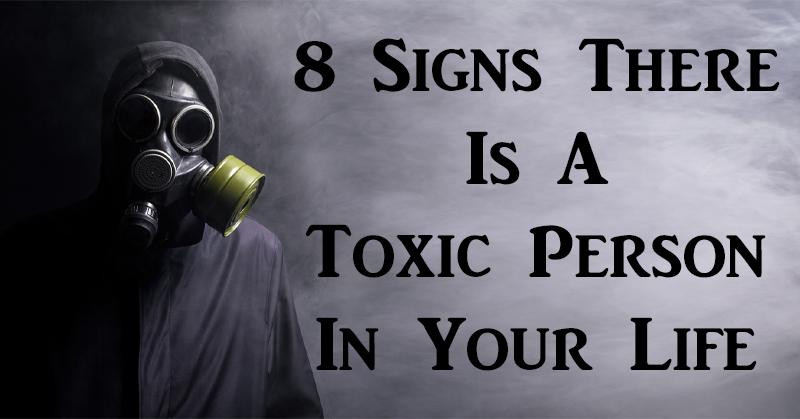 toxic person life FI