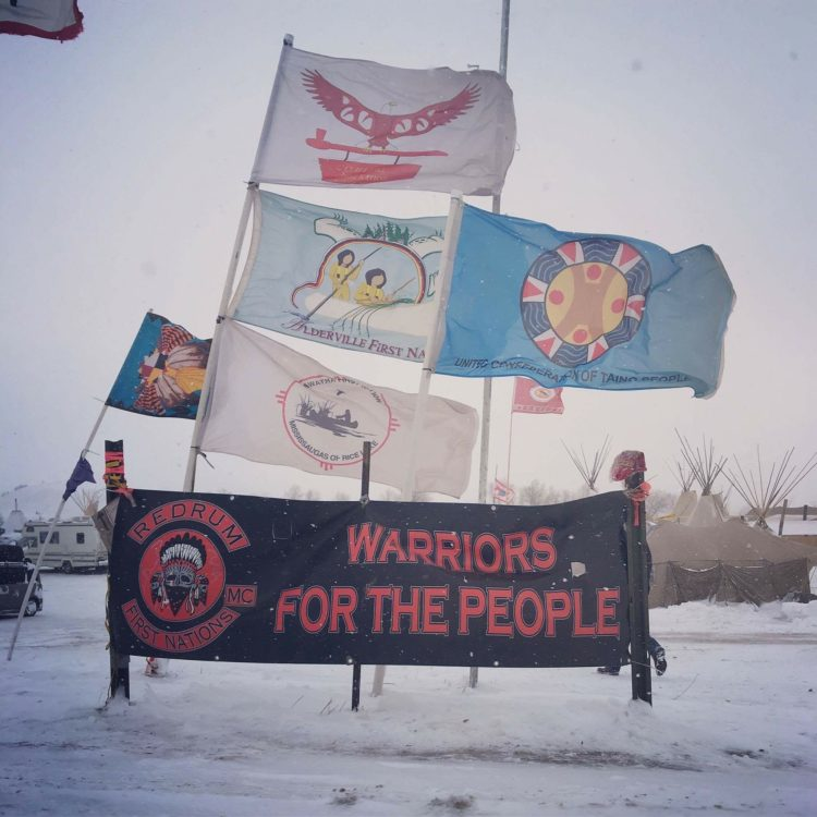 StandingRock-Warriors