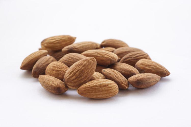 almonds boost energy