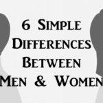differences men women FI