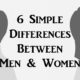 differences men women FI