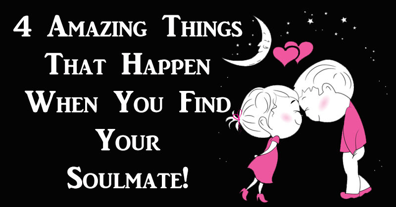 when do you find your soulmate