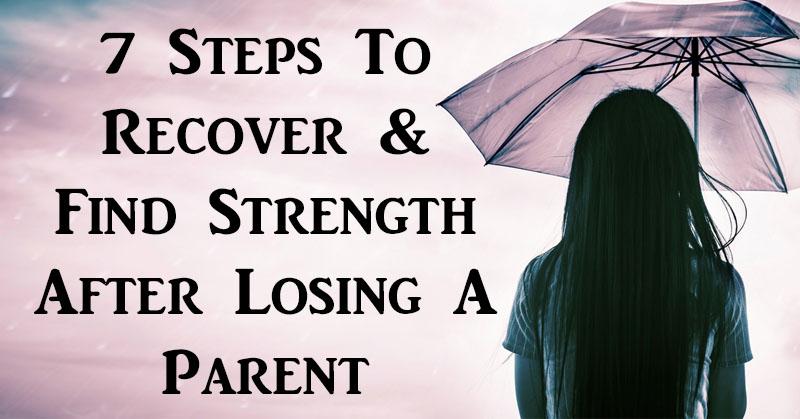 losing parent FI